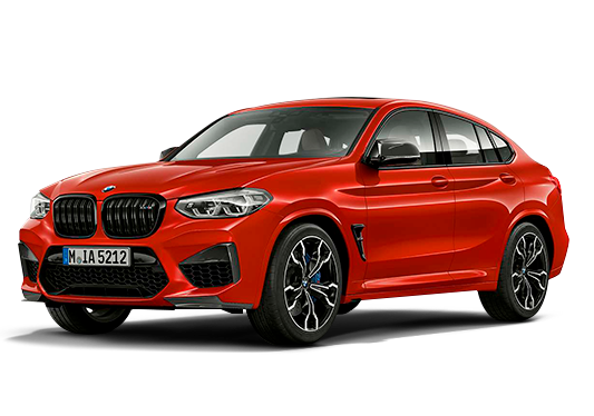 BMW X4 M Competition 2020 3.0