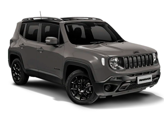 Jeep Renegade 2020 Night Eagle 1.8 AT