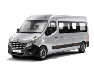 Master Minibus 2021