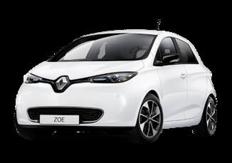 Consorcio Renault ZOE (70% do bem)