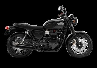 Bonneville T100 Black 2020