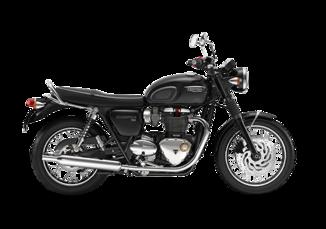 Bonneville T120 Black 2020