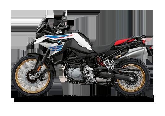 BMW Motorrad F 850 GS 2020 Premium Branca