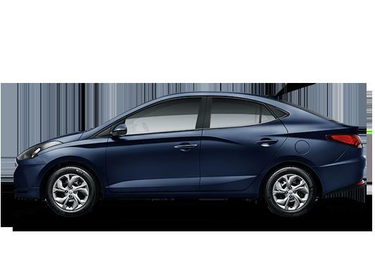 Hyundai HB20S Nova Geração 2021 Vision 1.0