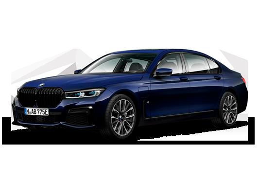 BMW Série 7 Sedã 2021 745Le M Sport