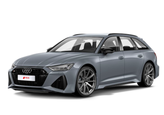 RS 6 Avant 2021