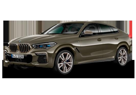 BMW X6 2021 xDrive 40i M Sport