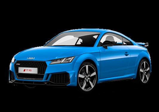 Audi TT RS Coupé S tronic