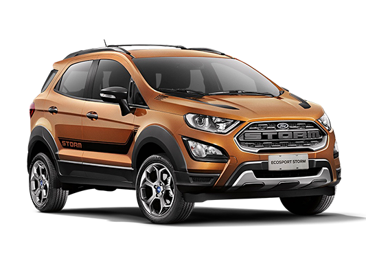 Ford EcoSport 2021 Storm 2.0 4WD AT