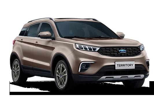 Ford Territory SEL 1.5 Turbo EcoBoost GTDi