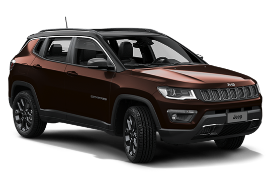 Compass 2021 Serie S AT 2.0 Turbo Diesel 4x4