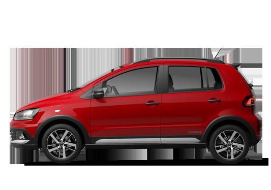 Volkswagen Fox 2021 Xtreme 1.6