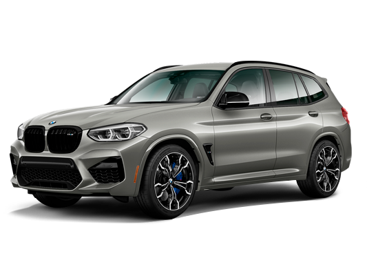 BMW X3 M Competition 2021 3.0