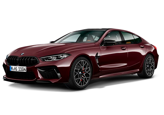 BMW M8 Gran Coupé Competition M xDrive