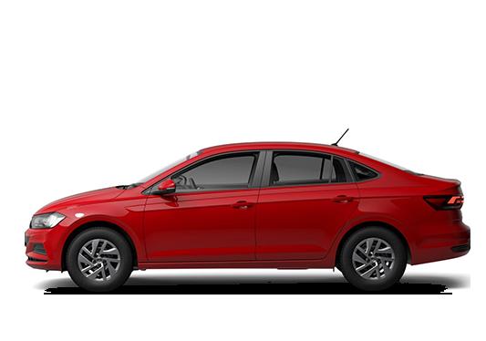 Volkswagen Virtus 2021 Sense 1.6 MSI