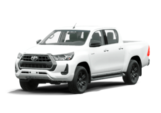 Hilux Cabine Dupla 2021