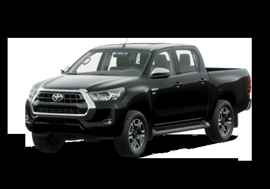Toyota Hilux Cabine Dupla 2021 SRV 4x2 Aut Flex
