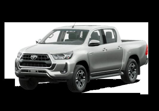 Toyota Hilux Cabine Dupla 2021 SRV 4x4 Aut Flex