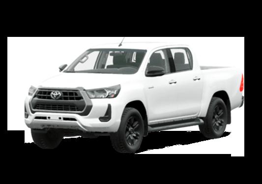 Toyota Hilux Cabine Dupla 2021 SR 4x4 Aut. Diesel