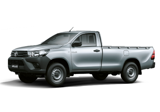 Toyota Hilux Cabine Simples 2021