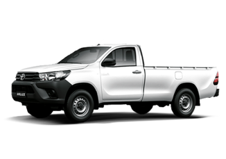Hilux Cabine Simples 2021