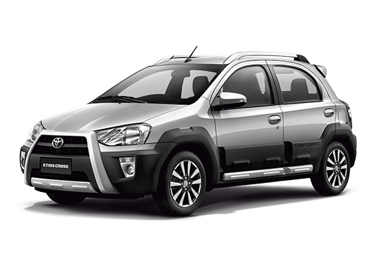 Etios Cross Cross AT
