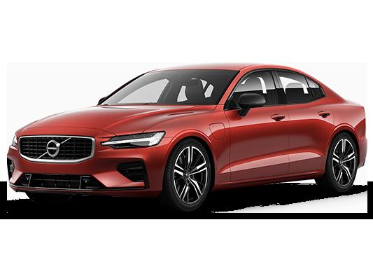 Volvo S60 Recharge 2021 R-Design T8