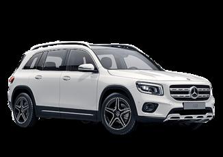 GLB SUV 2021