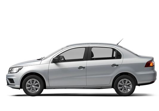 Volkswagen Voyage 2022 1.0