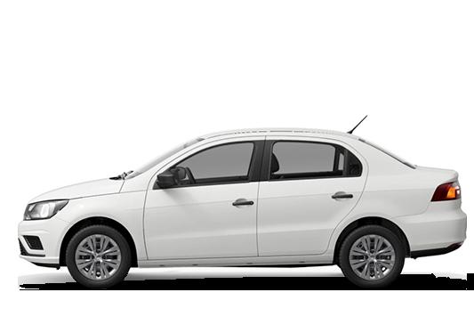 Volkswagen Voyage 2022 1.6 Automático