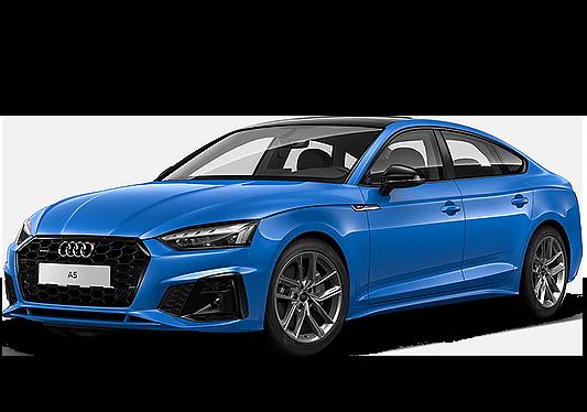 Audi A5 Sportback 2021 Performance Black 45 TFSI quattro S tronic