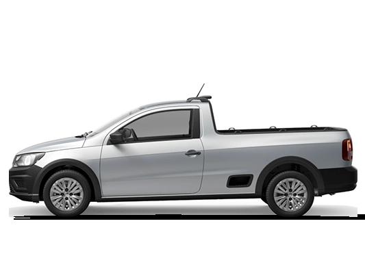 Volkswagen Saveiro 2022 Robust CS