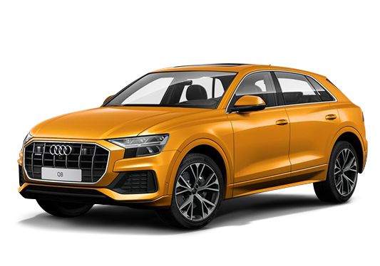 Audi Q8 2021 Performance 55 TFSI quattro tiptronic