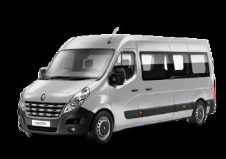 Master Minibus 2022