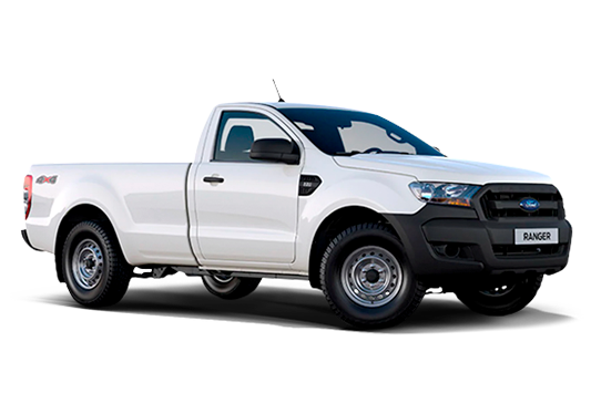 Ford Ranger 2022 XL Cabine Simples 2.2 Diesel 4x4 MT