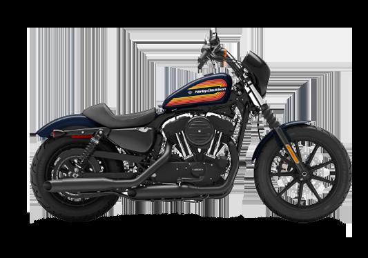 Harley Davidson Iron 1200 2020 Billiard Blue