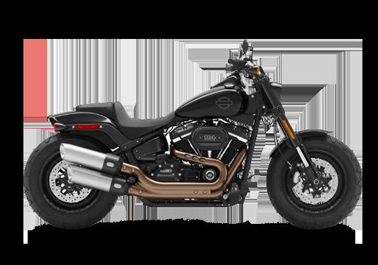 Harley Davidson Fat Bob 2021 Vivid Black