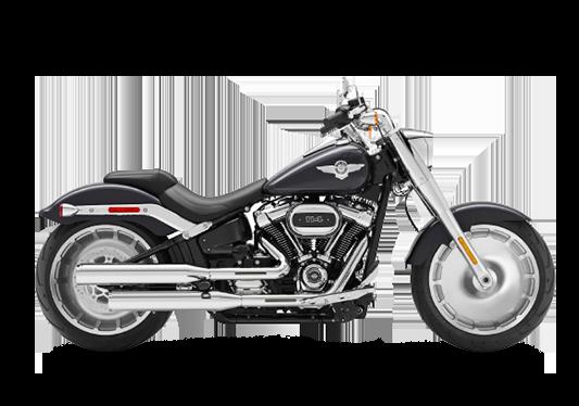 Harley Davidson Fat Boy 2021 Black Jack Metallic