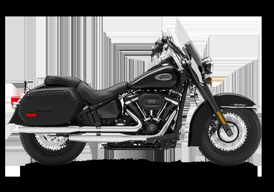 Harley Davidson Heritage Classic 2021 Vivid Black