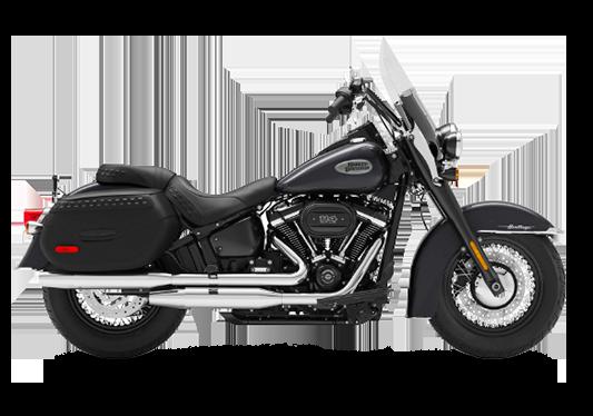 Harley Davidson Heritage Classic 2021 Black Jack Metallic