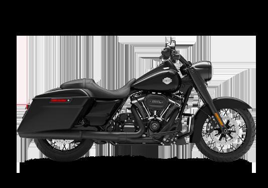 Harley Davidson Road King Special 2021 Vivid Black