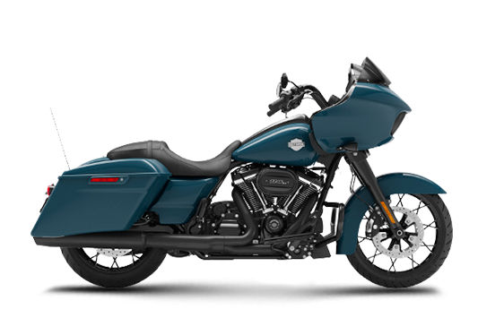 Harley Davidson Road Glide Special 2021 Billiard Teal (Black Finish)
