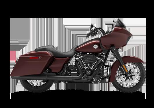 Harley Davidson Road Glide Special 2021 Midnight Crimson (Black Finish)