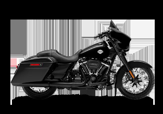 Harley Davidson Street Glide Special 2021 Vivid Black (Black Finish)