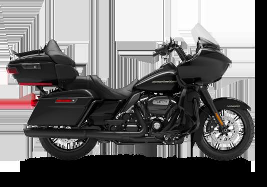 Harley Davidson Road Glide Limited 2021 Vivid Black (Black Finish)