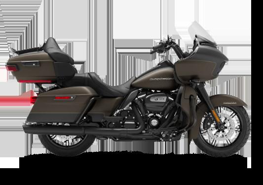 Harley Davidson Road Glide Limited 2021 River Rock Gray Denim/Black Denim (Black Finish)
