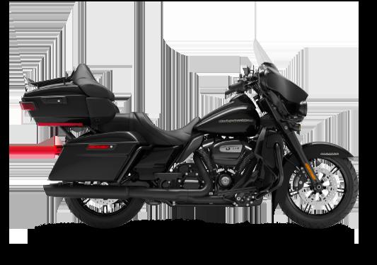 Harley Davidson Ultra Limited 2021 Vivid Black (Black Finish)