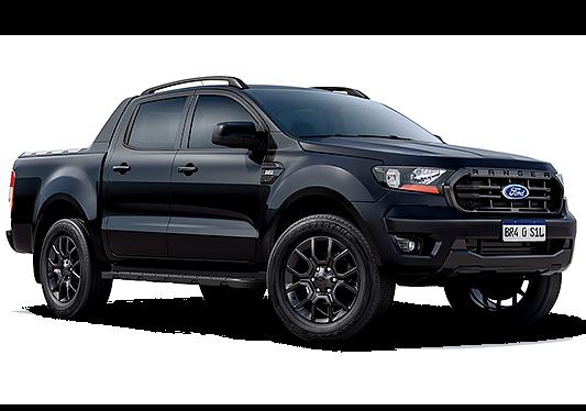 Ford Ranger Black 2022 2.2 Diesel 4x2 AT