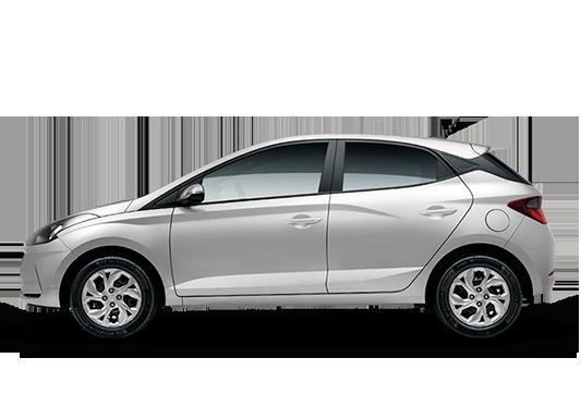 Hyundai HB20 Nova Geração 2022 Vision 1.0