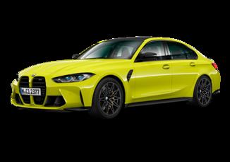 M3 Sedan 2021